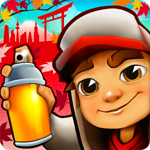 Subway Surfers for your Windows 7,8,10 and MAC PC