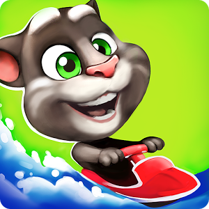 Talking Tom Jetski for your Windows 7,8,10 and MAC PC