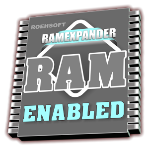 ROEHSOFT RAM Expander (SWAP) App for your Windows 7/8/10/XP and MAC PC