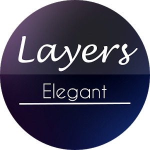 Download Elegant Blur - Layers Theme App on your Windows XP/7/8/10 and MAC PC