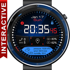 Download Hyperspace Watch Face App on your Windows XP/7/8/10 and MAC PC