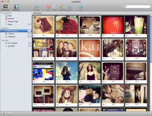 instagram mac