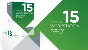 VMware-Workstation-Pro-15